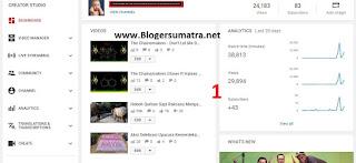 Cara Menghubungkan Channel Youtube Ke Adsense