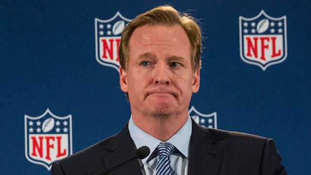 Roger Goodell: Fans Tidak Datang Ke NFL Games Untuk Diprotes