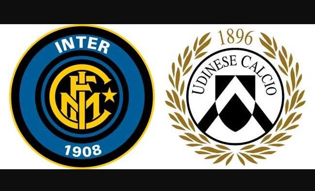 INTER-UDINESE Streaming Live: dove vedere in Diretta Video Gratis Oggi | Calcio Anticipo Serie A