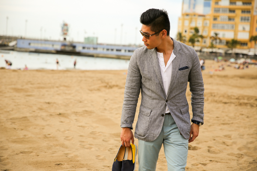 Leo Chan, Levitate Style, travel guide, menswear, Travel, Las Palmas, Gran Canaria