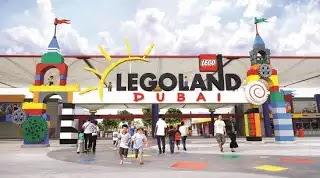 ليجو لاند دبي والمغامرات  LEGOLAND Dubai