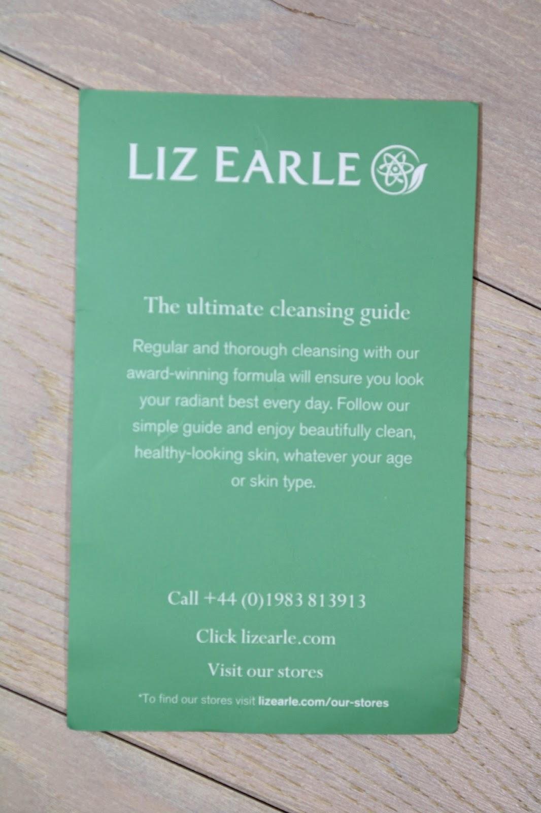 Liz Earle Cleanse Polish Hot Cloth Cleanser Kultowy Test Na Wlasnej Skorze