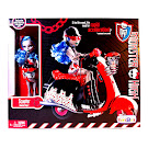 Monster High Ghoulia Yelps G1 Playsets Doll