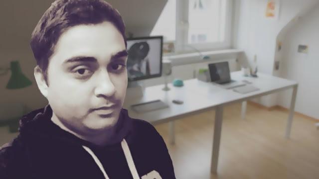 Indian blogger, web developer, web designer, Vishal Jaiswal, Production Engineer,