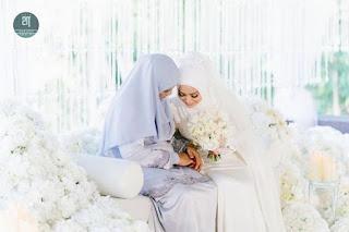 Mia Ahmad nikah