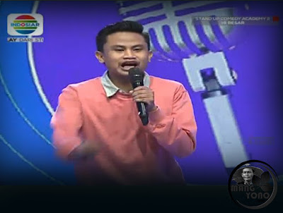 Anyun, Bandung Stand Up Comedy Academy ( SUCA ) 2