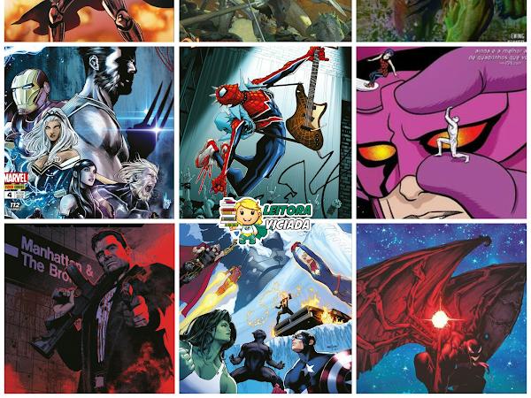 Lançamentos: Panini Comics - Marvel Comics e Star Wars