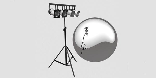 Lampu Studio Murah Terbaik Berkualitas Bagus 0