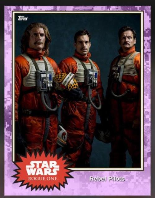 Бунтар-Один. Зоряні війни: Історія Пілоти