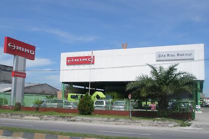 Lowongan Kerja Riau : PT. Gita Riau Makmur (HINO) Mei 2017