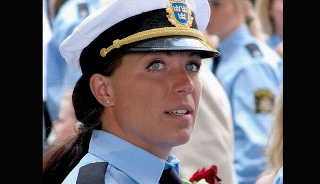 Polisi Wanita Swedia