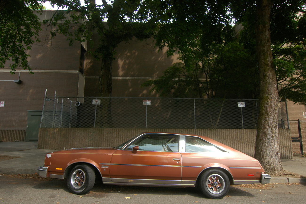 Old parked cars for 1979 oldsmobile cutlass salon