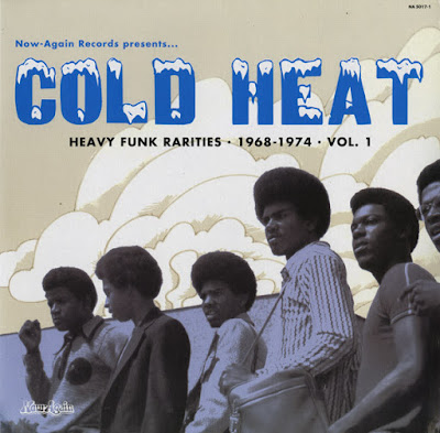 VA – Cold Heat - Heavy Funk Rarities 1968-1974 Vol.1