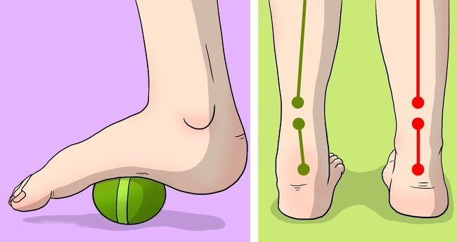 6 exercises to remove knee and hip foot pain