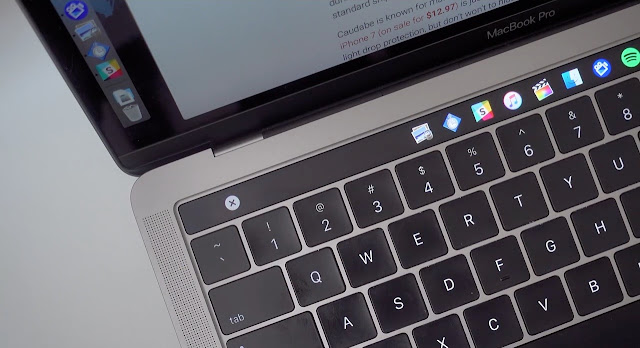 Apps-en-Touch-Bar Access your programs directly on the Touch Bar your MacBook Pro with these applications Technology