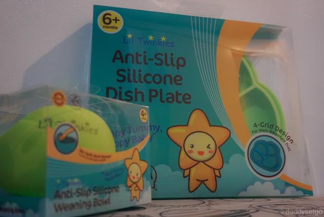 Lil Twinkies plate