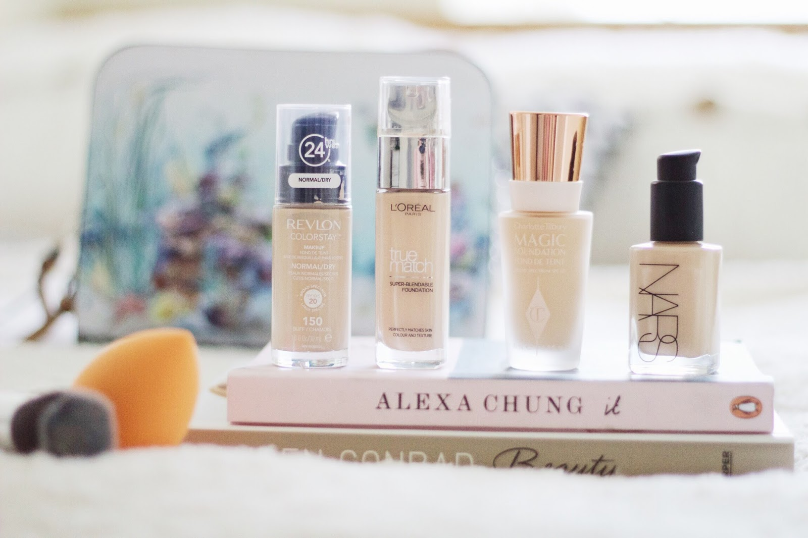 Favourite foundations blog post