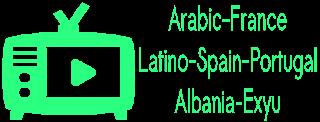 Lista Latino Spain Portugal Arabic France Albania Exyu
