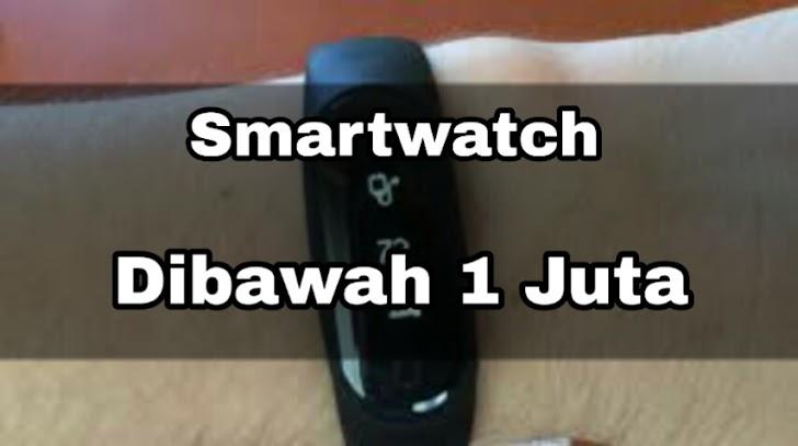 5 Smartwatch Terbaik Saat Ini Paling Murah Dibawah 1 Jutaan Dan Kaya Akan Fitur