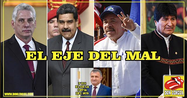 Apenas 5 dictadores del mundo estarán presentes en la toma de posesión de la silla de Maduro