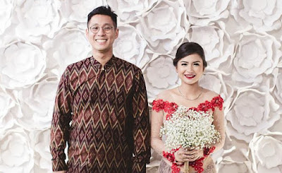 Fakta Pernikahan Putri Titian dan Junior Lime