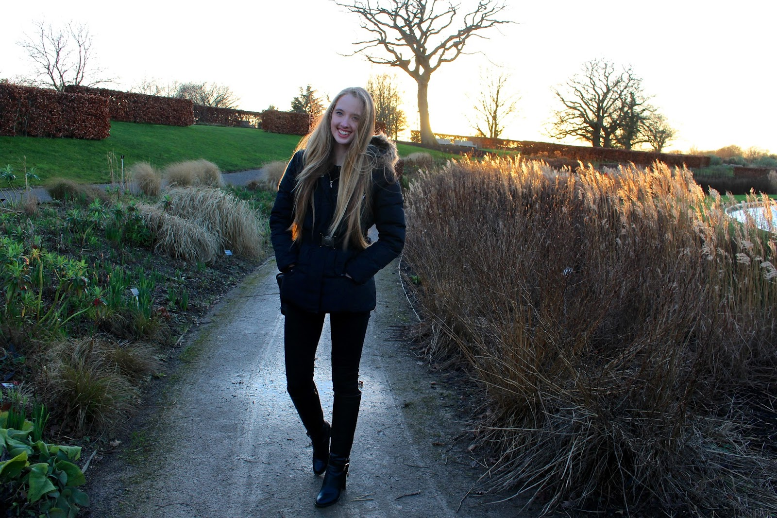winter fashion blog england