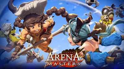 Download Game Arena Masters Legend Begins APK Terbaru