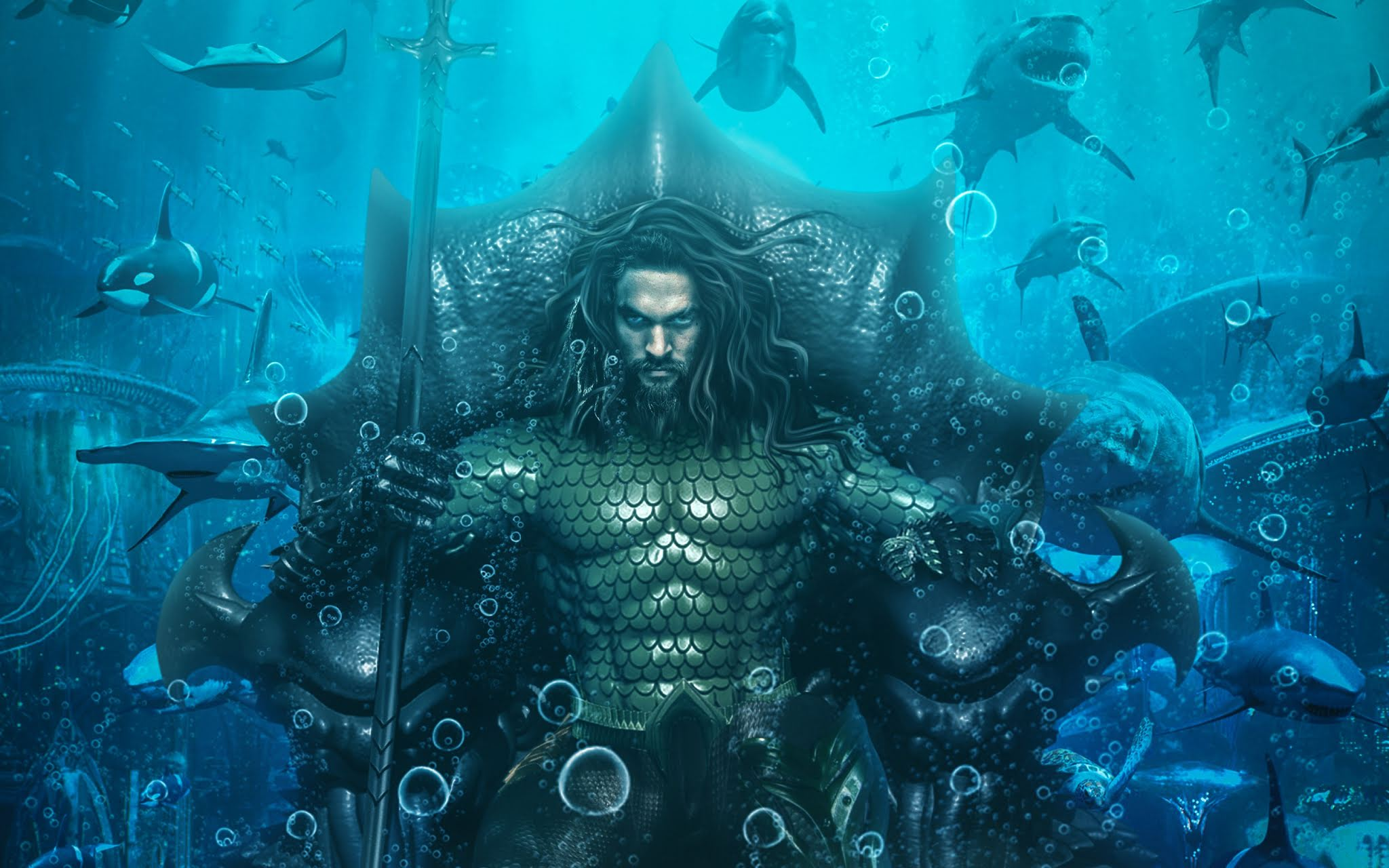 Aquaman Dc Comics Hd Wallpaper Xfxwallpapers Free Hd Wallpapers