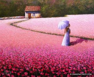 chicas-cuadros-paisajes
