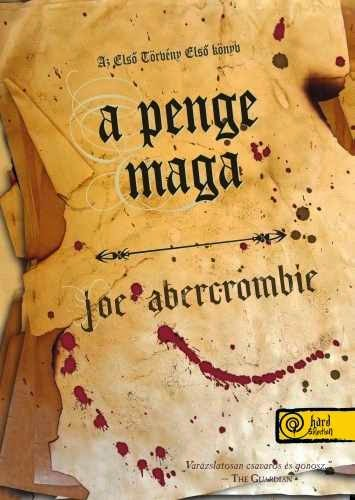 Joe Abercrombie - A penge maga