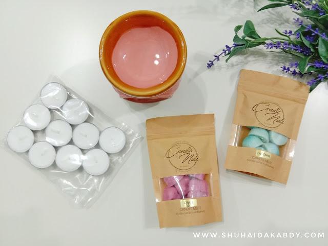 Jom Wangikan Rumah Dengan Candle Nuts By Nadia,Candle Nuts By Nadia