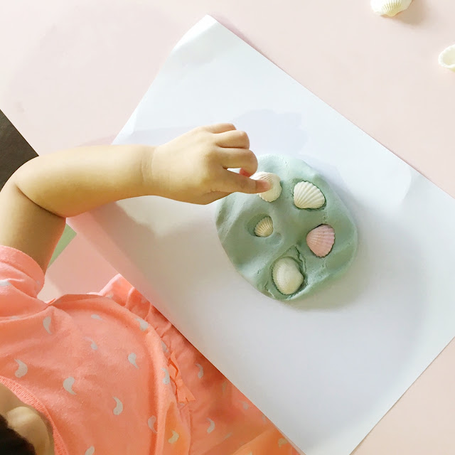 DIY Salted Clay Dough