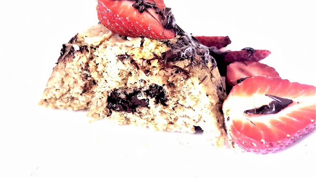 Mon bowlcake gourmand, peu calorique et ultra rapide !