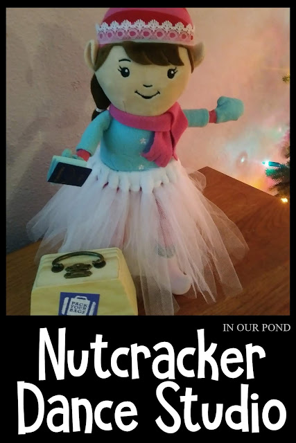 Easy doll or elf costume for the Nutcracker // In Our Ppnd