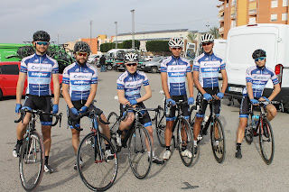 Equipo ciclista en Trofeo Guerrita