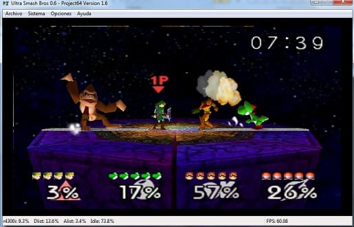 Super Smash Bros - New stage selection (USA) en INGLES descarga directa
