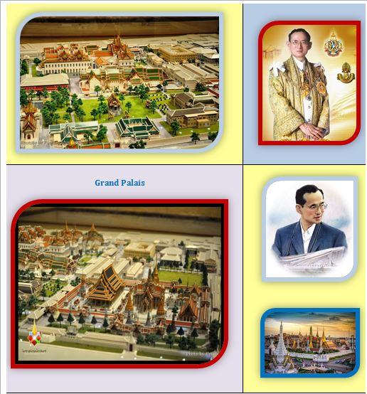 พระบรมมหาราชวัง, grand palais, Grande Palazzo Reale,Großer Palast,Koninklijk Paleis , Bangkok,ROIS DU SIAM -Dynastie Chakri ราชวงศ์จักรีチャクリー王朝タイ王国