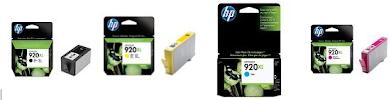 cartuchos de tinta HP alto rendimiento