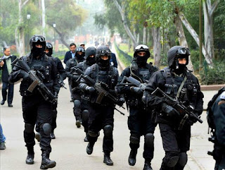 NSG Commandos (National Security Guard) Information in Hindi