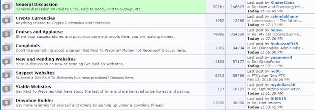 طرق جني المال من الانترنت للمبتدئين