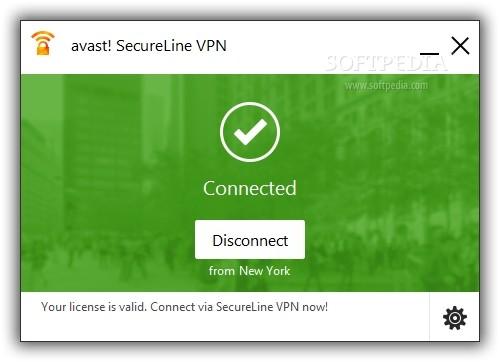 secureline vpn license files