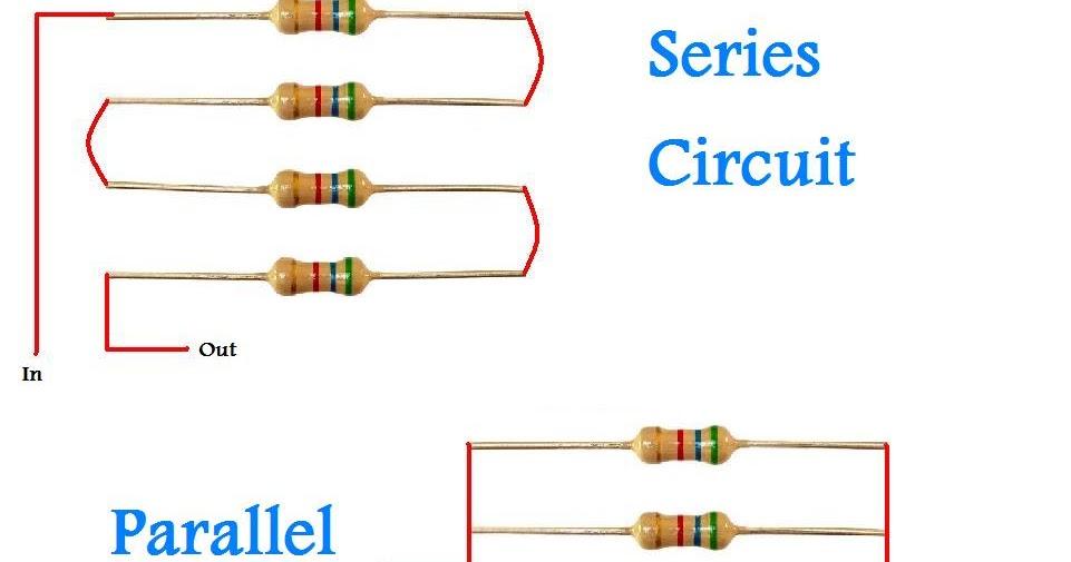 Series And Parallel Circuits Explanation In Urdu  U0026 Hindi