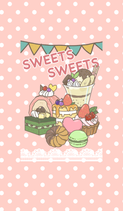 SWEETS & SWEETS.