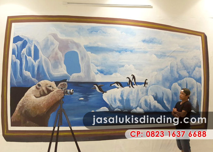 Lukisan Dinding 3d, Lukisan 3d Dinding Rumah, Gambar Lukisan Dinding 3d, Jual Lukisan Dinding 3d, Jasa Lukisan Dinding 3d