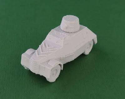 Marmon Herrington Armoured Car picture 11