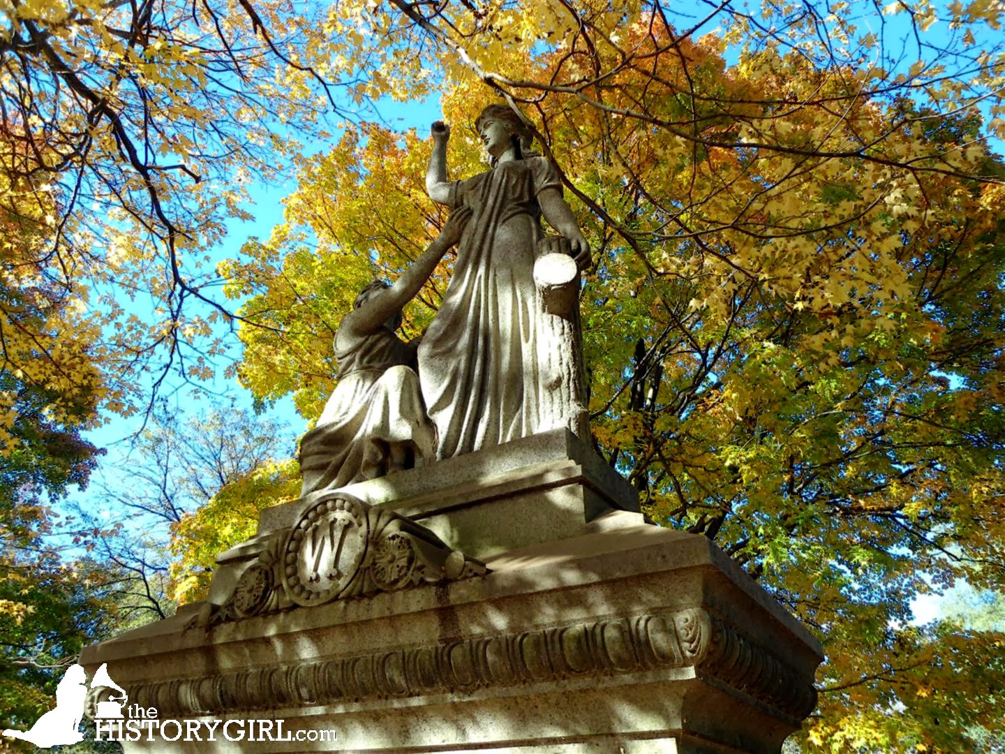 Evolving Victorian Cemeteries of New Jersey ~ The History Girl!