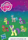 My Little Pony Wave 6 Electric Sky Blind Bag Card