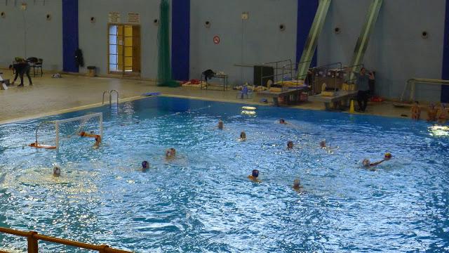 Πρώτος αγώνας σήμερα στο Πρωτάθλημα Υδατοσφαίρισης Μίνι - Παίδων για την ομάδα του Ν.Ο Ναυπλίου