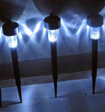 Lampu Taman Unik Tenaga Surya Murah Meriah Grosir Online Serba Murah Groserba