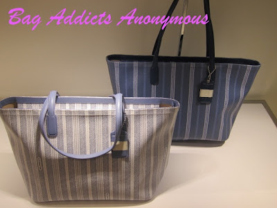 Coach x St. James Coated canvas totes